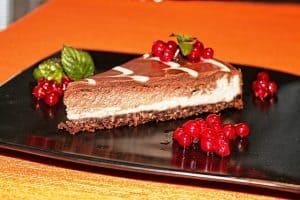 שוקולד וגבינה