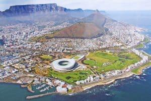 עיר באפריקה