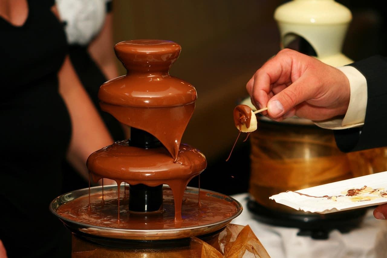 מכונת שוקולד