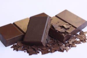 קוביית שוקולד