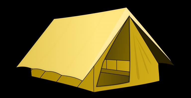 אוהל מקצועי