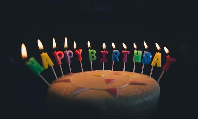 יום הולדת ראשית