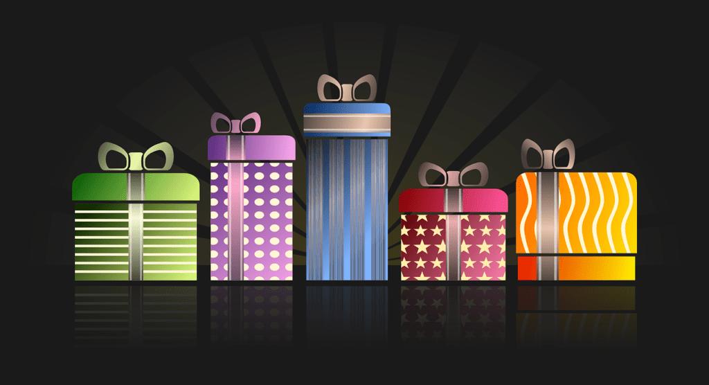 חמש מתנות